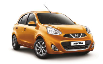Nissan Micra K13 Automatic