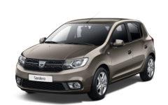 Dacia Sandero 5D