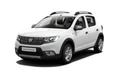 Dacia Stepway Manual